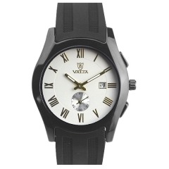 Valia 8263 Date Display Roman Numerals Quartz Watch
